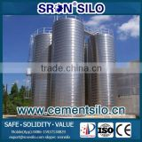 Cement Silo Parts with Dust Collector, Homogenization System etc, Customized Cement Silo for Sale