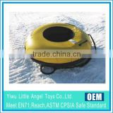 Hot Design 2015 Winter Inflatable snow tube Sledge with out fabric cover