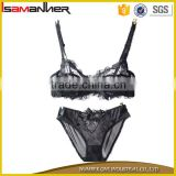 Sexy lace lingerie bra panty set sexy young transparent bra panty girls pics                                                                                                         Supplier's Choice