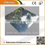 0.45mm sublimation aluminum sheet with coating and PE film