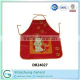 china supplier art and crafts kids painting smock apron