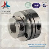 Professional Supplier Low Price aluminum coupling nut used in wheat flour making machine