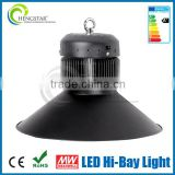 200W, Dimmable reflector 60 /120degree supermarket illumination black color 70W 16-inch High-Bay LED luminaire