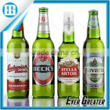 plastic water bottle labels,beer plastic bottle label waterproof adhesive labels for plastic bottles