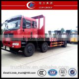 Heavy duty 4x2 low bed truck made in China