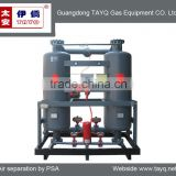 TAYQ 42 Nm3/min spin-on desiccant air dryer