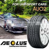 Aeolus and Windpower sports car tires