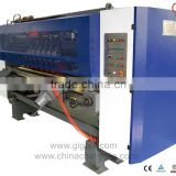 GIGA LXC-250 NC High Speed Automitic Thin Blade Slittor Scorer Corrugated Cardboard Carton Box Cutting Machine