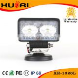 Hot Sale led Work Light 2600lum led Offroad light 20w waterproof ip 68 Mini Boat Hunt driving wroking Light