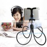 4in1 multifunction metal octopus Tripod for ipad &iphone&MID octopus tripod stand