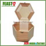 Luxury lacquer wooden gift box wooden jewelry storage box                                                                                                         Supplier's Choice