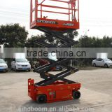 Hydraulic elevated work platform,new design steel work platform,high-rise roof suspended climbing work platform