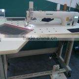 Computerized Long-arm Single Needle Lock Stitch Sewing Machine with Auto Trimmer ATR-7200-560