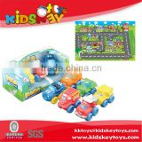 PVC car model car toy child toy kid play mat pvc baby play mat