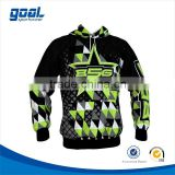 100% polyester wholesale custom sublimation hoodie, sports hoodies                                                                         Quality Choice