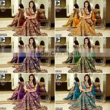 BOLLYWOOD BRIDAL DESIGNER LEHENGA FOR WOMENS ON WHOLESALE