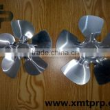 All kinds of type of aluminum fan blade for AC motor