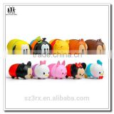 Custom make mini vinyl collectible toys for kids, factory create own brand vinyl mini collectors figure