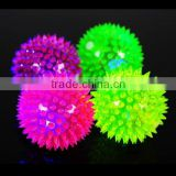 LED ball for pets teeth health and play