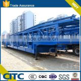 Car Carrier Transporter Semi Trailer with fuwa trailer part
