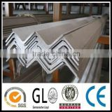 China best price 304 316 321 stainless steel angle bar