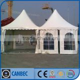 3X3m outdoor garden line gazebo for outdoor party