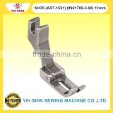 Industrial Sewing Machine Parts NECCHI Machine Single Needle NH35 (ART.1551) (#961789-3-00) 11mm Presser Feet