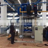 Nickel and nickel alloy powder hydraulic tablet press machine