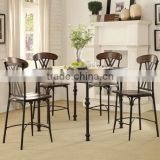 hot sale dining room furniture pub furniture , dinning table                                                                         Quality Choice