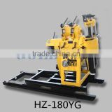 XY-180YG 180m core drilling machine rig high speed rotary