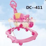 latest baby walker colorful ride on toys factory for boys girls cocuk trem criancas ninos