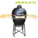 Auplex 21 inch outdoor clay oven smoker kamago bbq grill charcoal grill machine