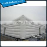 17x17x5m Big Inflatable White Tent For Wedding Parties Activities