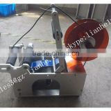 semi automatic labeling machine/sticker labeling machine/manual labeling machine/Equipment Labeling