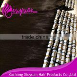 Factory supplier wholesale virgin human hair weave tape hair extension