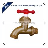 plastic thread nozzle type small size slow open bibcock