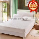Factory Selling Waterproof Mattress Protector/Bed Mattress Cover/White Mattress Protector