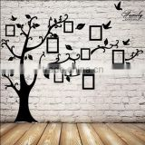 2.5M Removable Memory Tree Picture Frames Wallpaper Photo Wall Stickers / Memory Tree Wall Decals / Wallpaper sticker