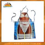 New Design High Quality Durable Cross Back Bib Apron