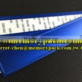 long dimm dram memory module DDR heat spreader heat sinks