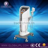 HIFU equipment Fast operation full face and neck lifting wrinkle removal 1540nm er glass