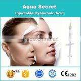 15 year experience blunt tip cannula for facial beauty