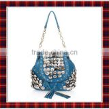 2014 Ladies Vintage Tribal Beaded Handbags Personalized Characteristic Shoulder bags (BCC029)
