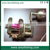 Double Color Jigging Fishing Reel