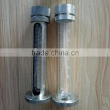 INQUIRY about high pressure glass test tube for aerosol