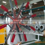 high quality plastic pipe winding machine