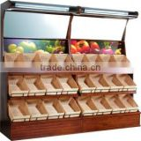 Inquiry about High quality metal banana display stand/ storage rack