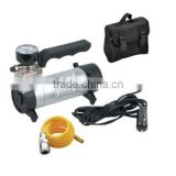 S80282 DC12V Heavy Duty Air compressor, Portable Inflator with Storage Bag(30L/min Air flow)