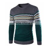 Fashion Brand Autumn Winter Men Sweaters Casual Slim Fit Long Sleeve Knitted Pullovers Knitwear Plus Size M-2XL
