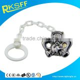 Zinc alloy Baby Pacifier Clips holder the Best QUALITY